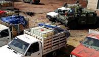 """Sólo había gasolina para una semana durante crisis del """"huachichol"""", reconoce AMLO"""