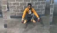 Arrestan al rapero Kodak Black por posesión de armas y drogas, otra vez...