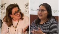 Citlalli Hernández sufrió discriminación y racismo de Laura Zapata: Senado
