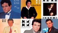 Las 10 canciones más populares de José José