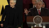 Felicita AMLO a Alfonso Cuarón por nominaciones al Oscar