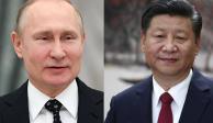 """Inaceptable"", presionar a Venezuela señalan presidentes de Rusia y China"