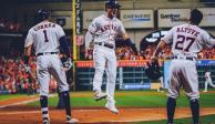 MLB investiga a los Astros por robar señales durante la Serie Mundial