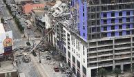 ÚLTIMAHORA-Un-muerto-3-desaparecidos-y-19-heridos-al-colapsar-la-fachada-de-un-hotel-en-c