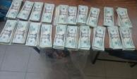 Policías de Naucalpan encuentran 420 mil pesos y los regresan