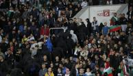 UEFA cierra estadio en Bulgaria por racismo ante Inglaterra