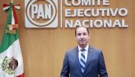 A través de un video Marko Cortés critica desabasto de combustible