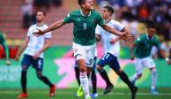Con dos penaltis, el Tricolor vence a Argentina y es líder del Grupo A