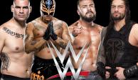 Estos son los luchadores de la WWE que vendrán a México
