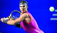 Rafa Nadal arma la reta de futbol previo al Indian Wells
