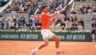 Por la lluvia se canceló el duelo entre Djokovic y Thiem