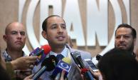 """""""Decepcionante y mediocre"""" el paquete económico 2020: Marko Cortés"""