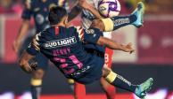 Al minuto 87' Henry Martín salva al América de perder ante Necaxa