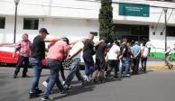 Cae en Iztacalco banda con cargamento robado de ropa, tenis...