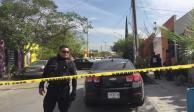 Hallan a bebé de 11 meses enterrado en el patio de su casa en Monterrey