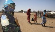 Cascos azules, en misión de paz, abusaron de mujeres en Haití: revela estudio