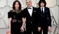 """""""Roma"""" inició la conversación de temas fuertes: Alfonso Cuarón"""