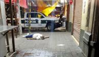 """""""Cobré las que me debía El Cochiloco"""", justifica presunto asesino en Tepito"""