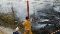 Por incendios, declaran emergencia en 27 municipios de Guerrero