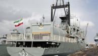 Irán realizará operativo naval de 4 días con Rusia y China
