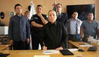 Coordinadora operativa de GN se compromete con agentes federales