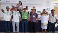 Comunidades indígenas aceptan Tren Maya en primer día de consulta