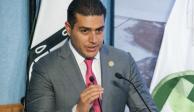 ¿Quién es Omar Hamid García Harfuch, nuevo titular de la SSC?