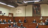 SCJN admite acciones de inconstitucionalidad