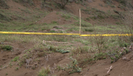 Hallan 11 fosas clandestinas con 19 cuerpos en Colima