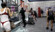 Daños al Metrobús ascienden a un millón de pesos: GCDMX