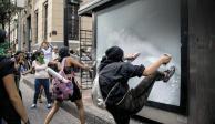 Aislar a los provocadores en marcha, solicita AMLO
