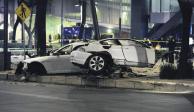Conductor de BMW acaricia su libertad