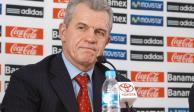 El DT Javier Aguirre, en la órbita del Leganés de España