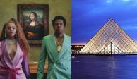 Con ayuda de Beyoncé, el museo Louvre rompe récord de asistencia