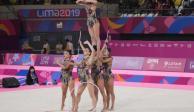 ¡Histórico! México consigue medalla de oro en gimnasia artística