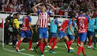 Chivas golea a San Luis y logra su segundo triunfo del Apertura 2019