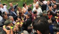 Periodistas venezolanos rompen cerco e ingresan a Asamblea Nacional