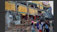 Activan alerta de tsunami en Indonesia tras sismo de magnitud 6.8