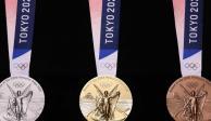 Ya hay medallas para los Juegos Olímpicos de Tokio 2020