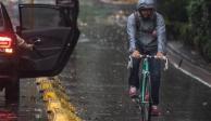 Pronostican lluvias fuertes al sur y poniente de la CDMX en Día de la Independencia