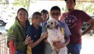 Peluso deja de peregrinar; ahora ya tiene una familia