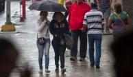 Frente Frío 12 afecta estados del Golfo y norte; suspenden clases en Coahuila