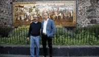 Descendientes de Cortés y Moctezuma se abrazan por heridas históricas