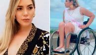 Frida Sofía arremete contra Laura Ojeda, mujer con discapacidad