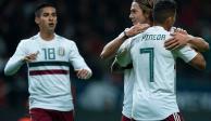 La selección mexicana de futbol cierra el año con victoria ante Bermudas