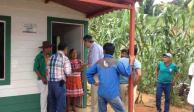 Citibanamex reconstruye secundaria en Chiapas; beneficia a más de 750 menores