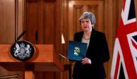 Theresa May examina un segundo referéndum para el Brexit