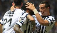 Monterrey toma ventaja mínima sobre Tigres en ida de las semifinales