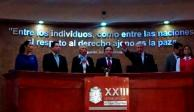 Jaime Bonilla asume gubernatura de Baja California