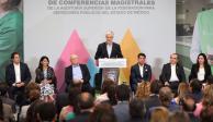 Respalda Del Mazo transparencia y control del gasto público
